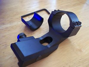30 mm Cantilever Mount for Aimpoint and other Red Dot Scope Rings QD
