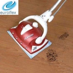 Euroflex Monster Floor Carpet Steamer Cleaner