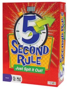 Second Rule Card Game (Patch Products) NEW 7428