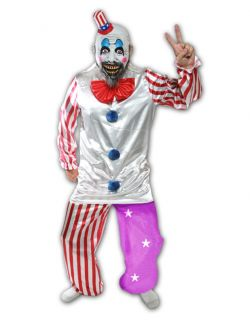 of 1000 Corpses Captain Spaulding Evil Clown Costume XL 46