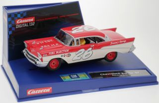 Carrera Digital 132 30584 Chevrolet Bel Air Coupe 1957 Race 2
