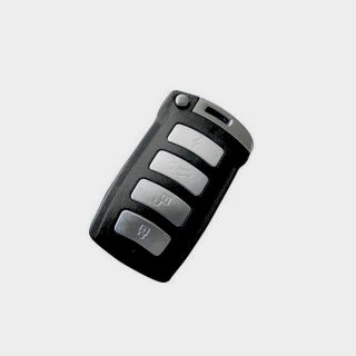 Auto Remote Passive Keyless Entry Car Alarm System Button Start