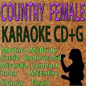 country KARAOKE CDG Miranda Lambert,Carrie Underwood,best tracks