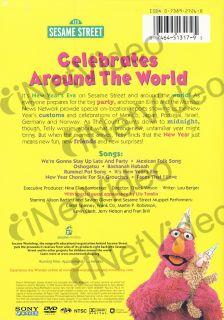 sesame street celebrates around the world new dvd original title