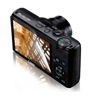 Screen Protector LCD Film Guard for Canon PowerShot S95 S100V