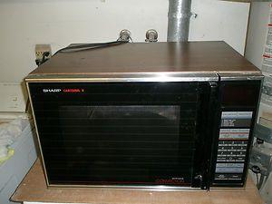 Sharp Carousel 2 Microwave