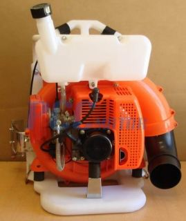 Stroke 63cc Engine Gas Power Backpack Snow Leaf Blower EN09