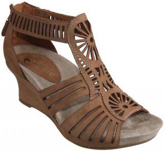 Earthies Carmona Womens Sandal Mid High Heel Shoes Mid Heel