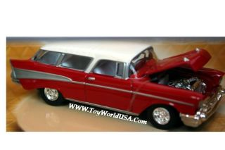 100 Hot Wheels 3 Car Set Tri Five Chevy w 55 56 Bel Air 57 Nomad