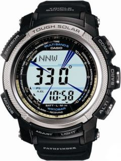 Casio Pathfinder Solar Atomic Compass Watch PAW2000 1v