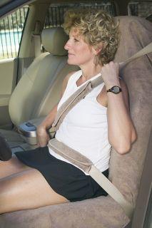 clean microfiber front rear car seat protector cover towel tan
