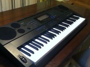 Casio CTK 6000 Keyboard Portable Piano Music Musician Song Writer Keys
