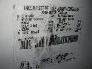 Used Motor 01 02 03 Ford F250 Super Duty Engine 7 3L