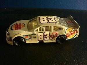 64 2012 Landon Cassill Burger King #83 custom car
