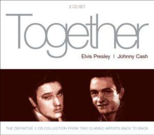 Elvis Presley Songs Johnny Cash 1950s Music 2 CD