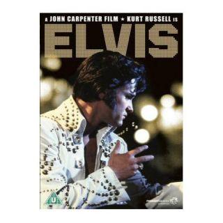 Elvis A John Carpenter Film Kurt Russell New DVD R4