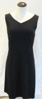 Caslon  Women Simple Black Dress M Medium