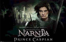 Chronicles Narnia Prince Caspian 3 Movie Poster Set Lot