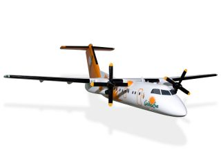 De Havilland Dash 8 Caribbean Sun Airlines BLANK 4