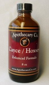 Cayce Hoxsey Enhanced Formula Blood Purifier 8oz Liquid Health