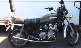 1979 Honda CB750 750K DOHC Exhaust Muffler Header Pipes OEM