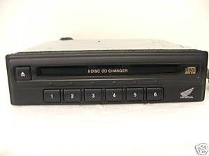 Honda Goldwing GL1800 CD 6 Disc Changer Repair