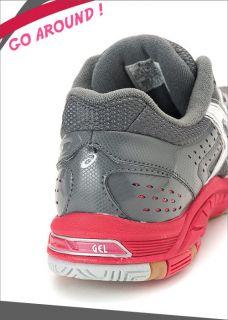 Womens GEL ROCKET Running Shoes Virtual Pink, White, Castle Rock #G43