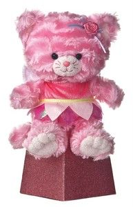 Pink Kitten Milly Kitty Cat Spring Fairy Stuffed Animal Toy
