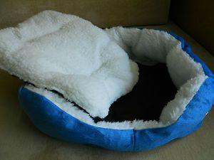 Pet Bed Soft Pet Puppy Dog Cat Beds Sleeping Bag Warm Cashion
