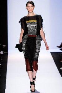 2012 $468 Fall BCBG Max Azria Runway Caterina Dress