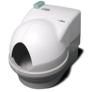 Catgenie Geniedome Genie Dome Cat Litter Box Brand New