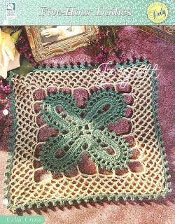 Celtic Cross Doily Five Hour Doilies Crochet Pattern