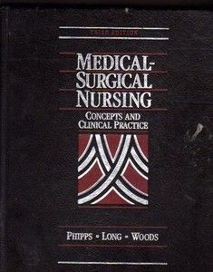 Medical Surgical Nursing  Health and Illness Perspectives by Wilma J