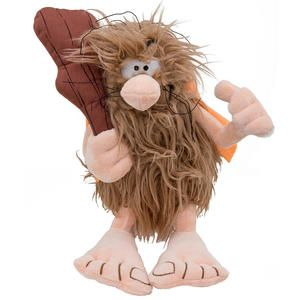 Hanna Barbera Captain Caveman 10 Talking Plush New