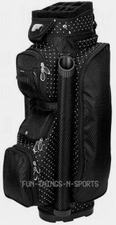 Ladies Golf Bag Cart Bags Beautiful New 2012 by RJ Polka Dot s Women