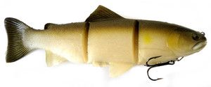 Castaic Platinum Swimbait Floater Ayu 10