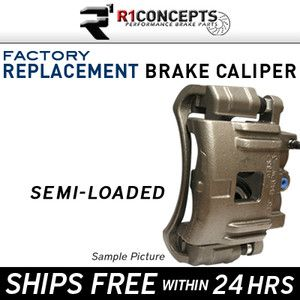 Centric Parts 141 66007 Disc Brake Caliper