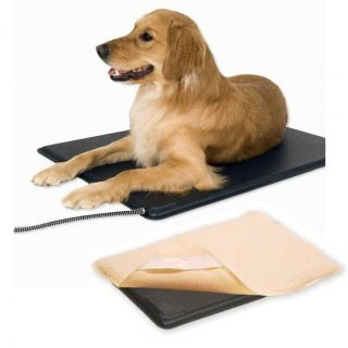 Products Lectro Kennel Heated Bed Dog Cat Pad Cover All Sizes