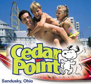 Cedar Point 1 Day Admission Ticket $25 E Tickets
