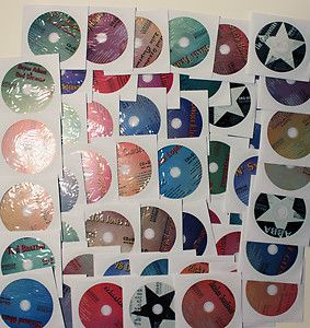 SUPERSTAR 52 DISC SET KARAOKE CDG TOP MUSIC JURNEY BONUS SAVE BIG FREE