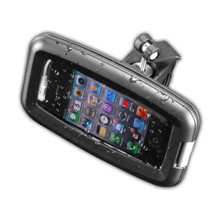 Pyle Universal Waterproof Case Headphone Jack for iPhone Android Mount