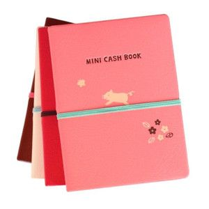 Notebook Journal Monopoly Mini Cash Book Ver 3 Cupid Gift Shop