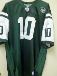 New York Jets Chad Pennington Authentic Green Jersey 60