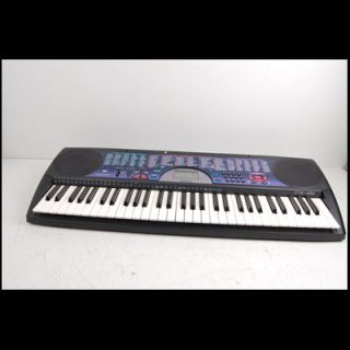 are bidding on a pre owned Casio CTK 451 Portable Electronic Keyboard