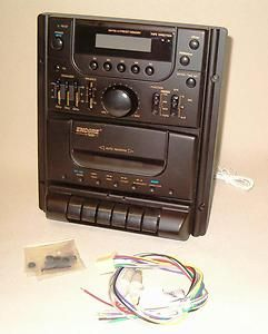 12V Encore 7695 Wall Mount RV Stereo Cassette Radio New