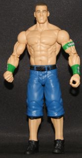 JOHN CENA   WWE SERIES 22 MATTEL TOY WRESTLING ACTION FIGURE