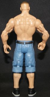 John Cena WWE Pay per View 11 PPV Mattel Toy Wrestling Action Figure