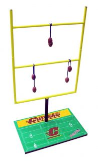 Central Michigan Chippewas Bolo Ball Football Toss Game