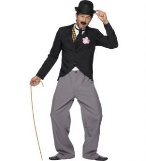 1920 s star charlie chaplin costume adult large
