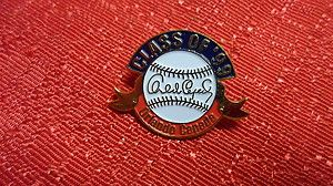 Hall Fame Class of 1999 Pin San Francisco Giants Orlando Cepeda